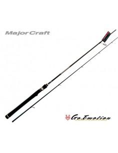 Wędka Major Craft GO.Emotion 183/1,7-7g GES-602L