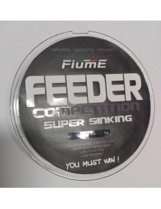 Żyłka Fiume Feeder Competition Super Sinking 0,25mm 9,3kg